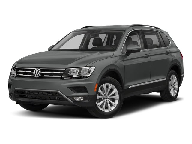 Used 2018 Volkswagen Tiguan SEL Premium For Sale | Fayetteville NC